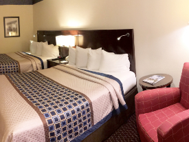 Ojai Hotel two bedrooms
